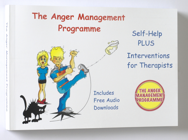 Anger Management book front